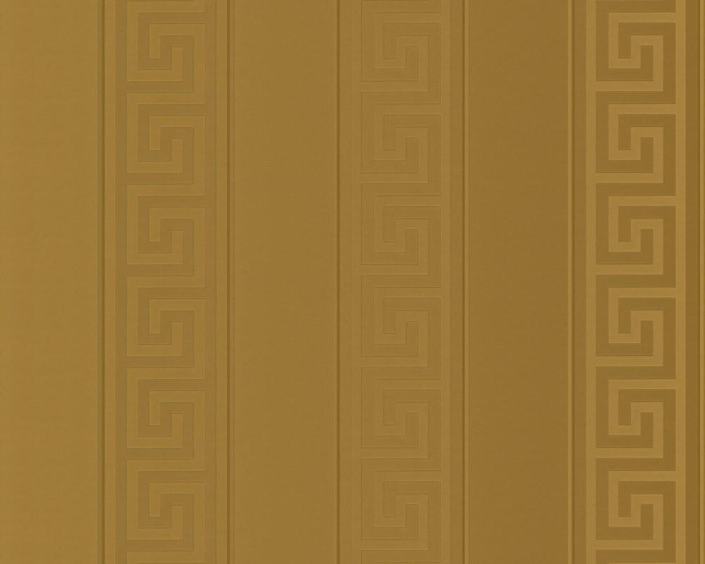 tapete versace home streifen griechisch gold metallic 93524 2. Black Bedroom Furniture Sets. Home Design Ideas