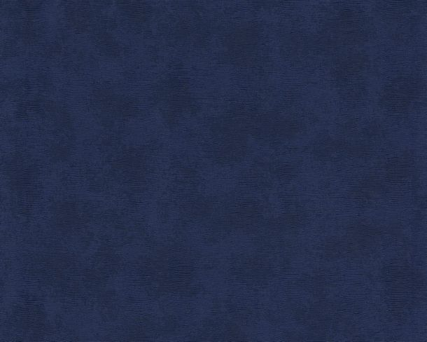 Wallpaper Versace Home plain texture blue 93570-1