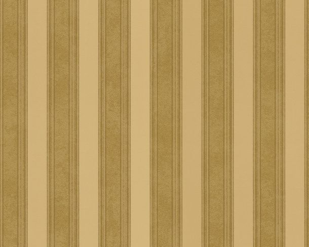 Wallpaper Versace Home stripes gold 93589-3
