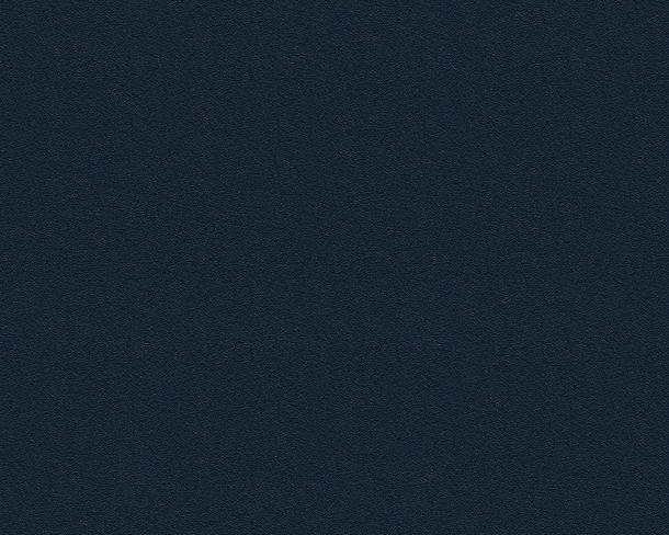 Vliestapete Versace Home Uni blau 93548-4