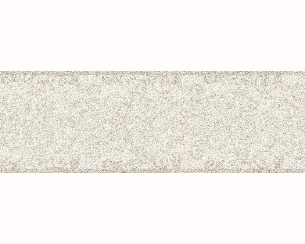 Borte Versace Home Barock Weis Silber
