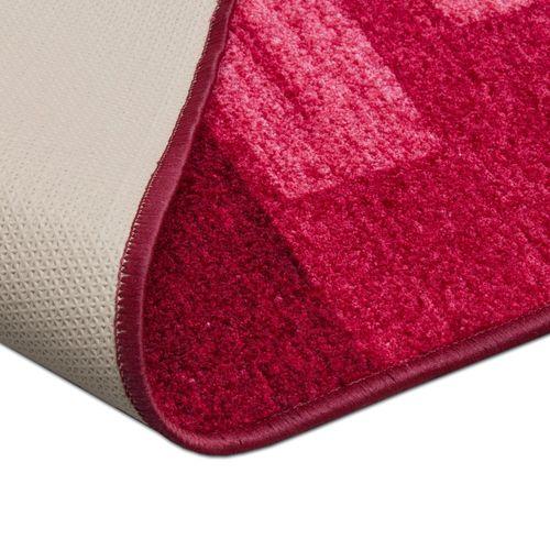 Runner Rug Carpet Via Veneto design red 80cm Width online kaufen