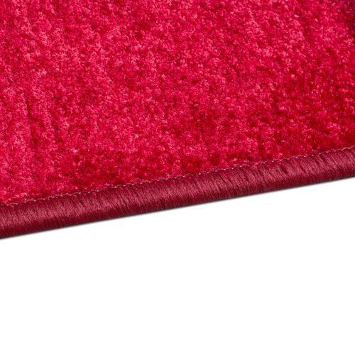 Teppichläufer Läufer Via Veneto Muster rot 100cm Breite online kaufen
