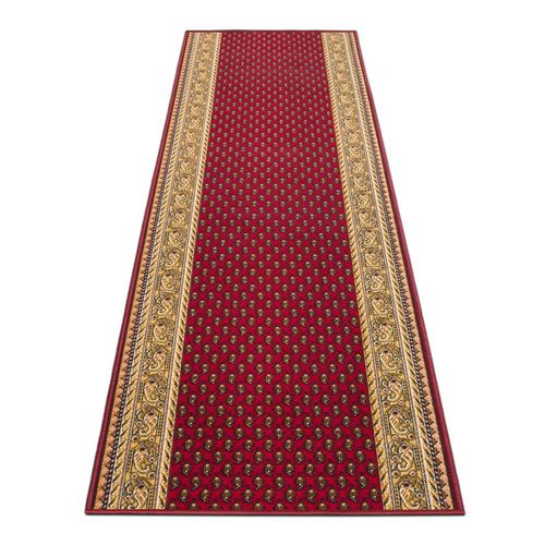 Runner Rug Carpet Inca oriental red 67cm Width