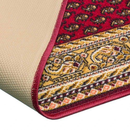 Runner Rug Carpet Inca oriental red 100cm Width online kaufen