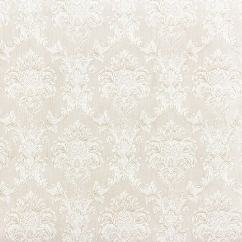 Wallpaper Rasch Bestseller wallpaper baroque 147919 cream metallic