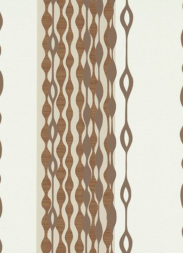 Vliestapete Grafik Streifen Erismann creme 6776-48 online kaufen