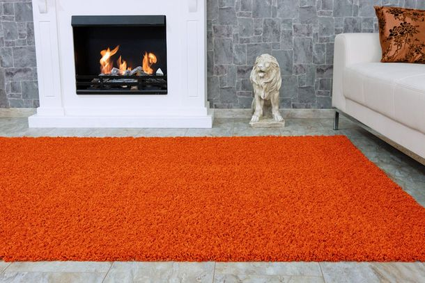 Shaggy Rug Shaggy Fancy Premium Oekotex diff. sizes round square 9 colors online kaufen