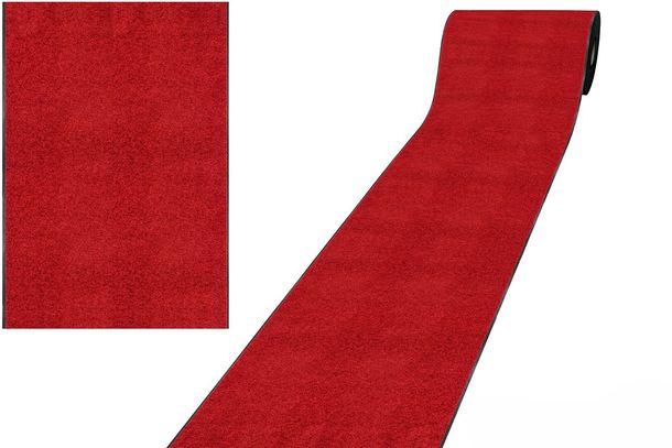 Schmutzfangläufer Läufer Sauberläufer Proper Tex rot in der Breite 120 cm online kaufen