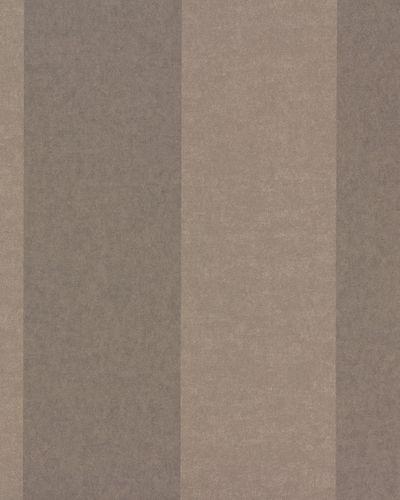 non-woven wallpaper Elegant Shades Rasch Textil 223438 stripes beigegrey
