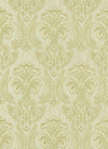 Vliestapete Erismann Barock beige grün 5780-30