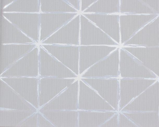 Tapete Rasch Grafik grau silber Home Vision 862720  online kaufen