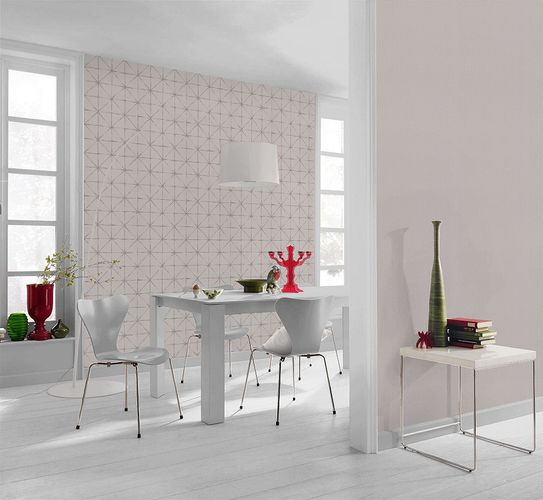 Rasch Home Vision non-woven wallpaper 862720 graphic grey silver online kaufen