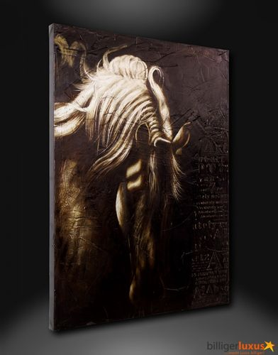 original oil painting canvas 36,6x48,425x1,1 '' horse online kaufen