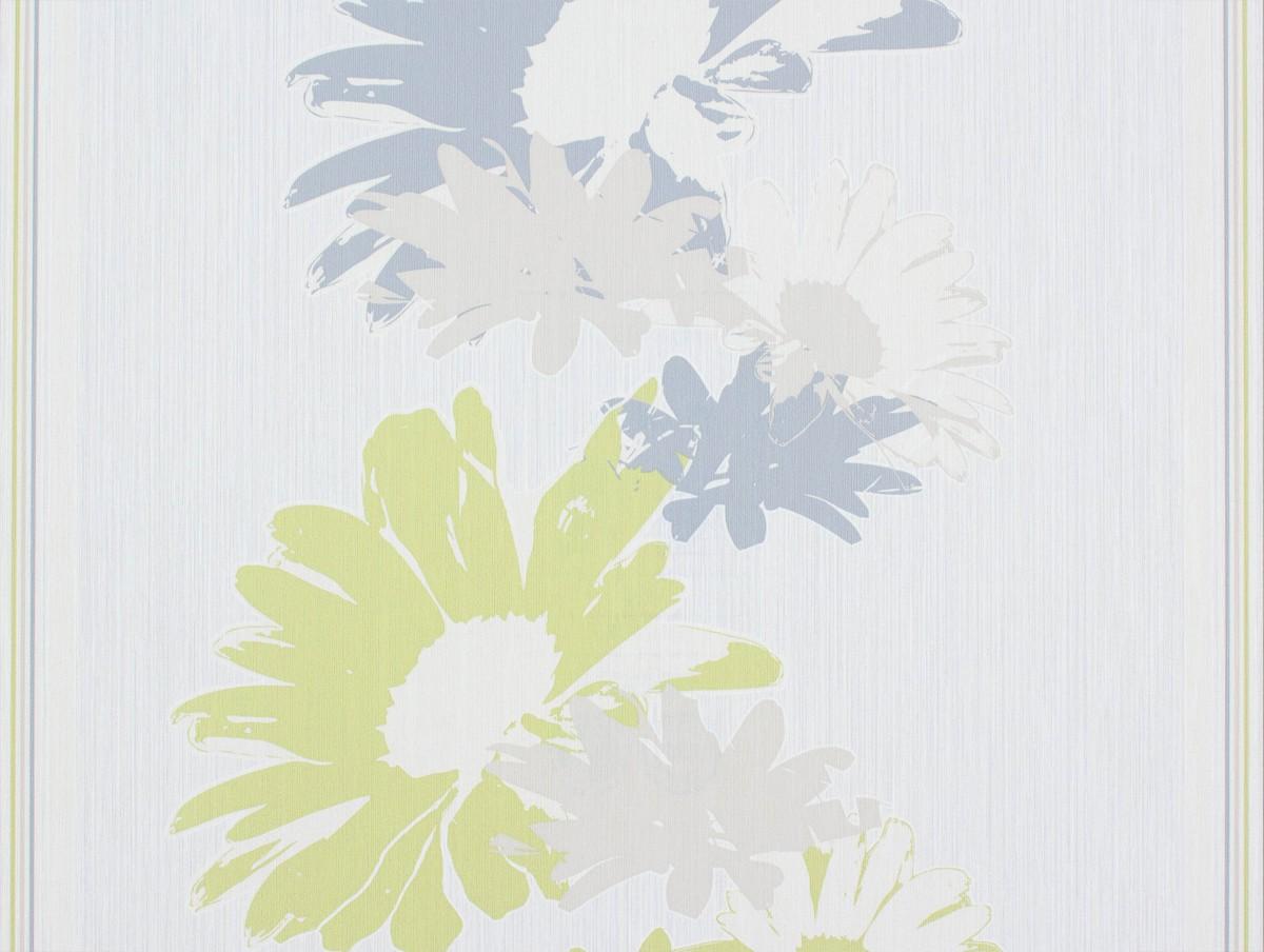 Tapete Rasch Blume Creme Beige Gruen Perfecto 496543
