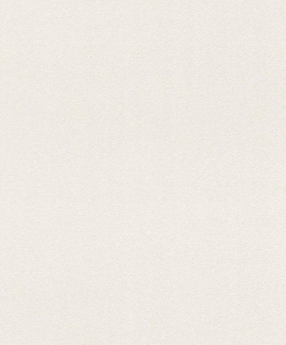 Non-Woven Wallpaper Plain white Glitter Rasch 716863