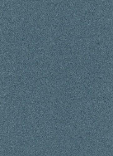 Vliestapete Uni Struktur blau Glanz Hommage 5809-19 online kaufen