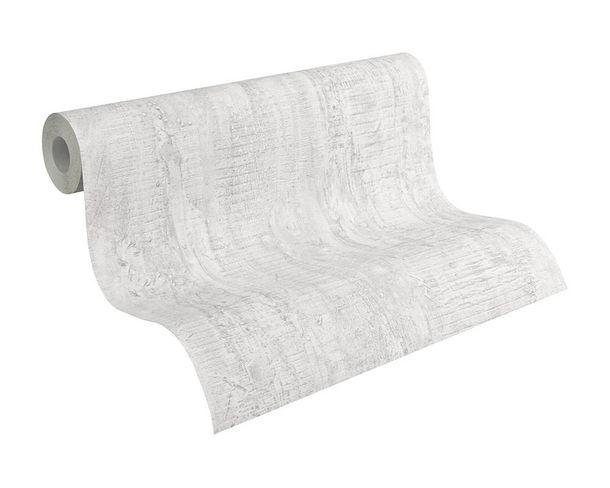 Wallpaper Schöner Wohnen 6 plaster stone bricks white grey 94426-3 online kaufen