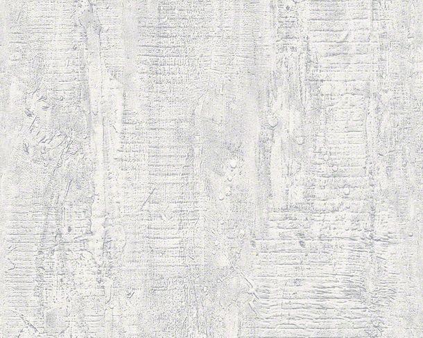 Vliestapete Stein-Optik Putz weiß anthrazit 94426-3 online kaufen