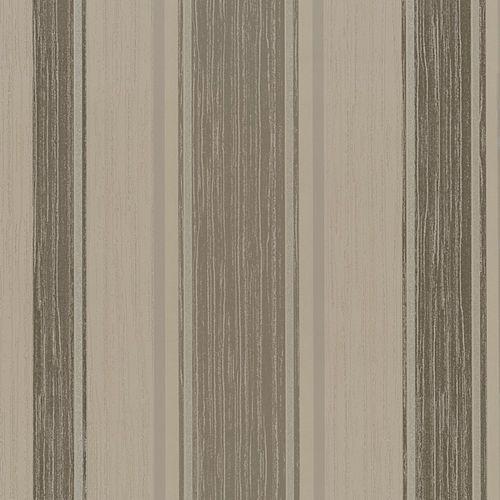 P+S wallpaper Classico non-woven wallpaper 13196-20 1319620 stripes glitter brown