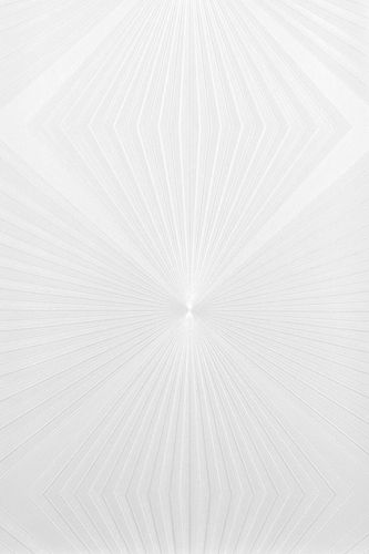 Wallpaper Glööckler graphic lines white Metallic 54409