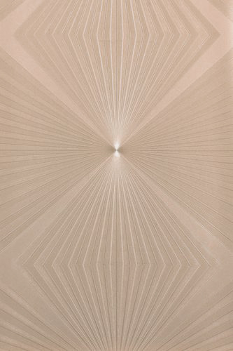 Wallpaper Glööckler graphic lines copper Metallic 54412 online kaufen