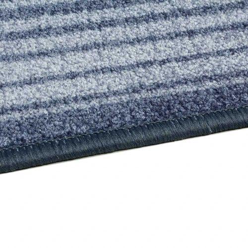 Runner Rug Carpet Capitol stripes blue 80cm Width online kaufen