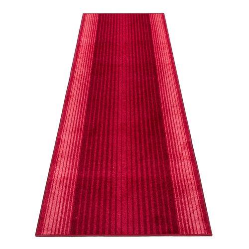 Teppichläufer Läufer Capitol Streifen rot 80cm Breite online kaufen