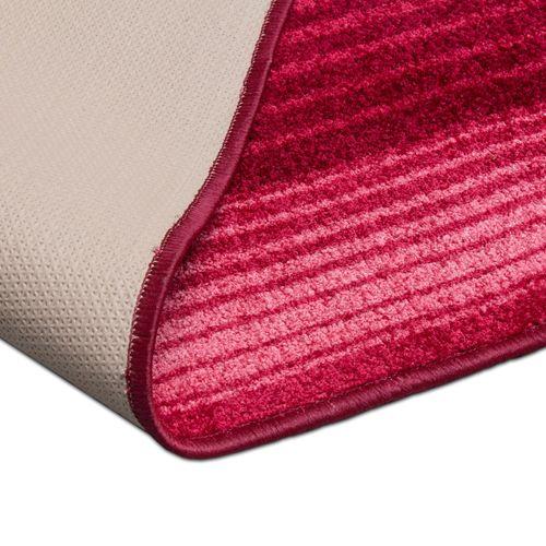 Runner Rug Carpet Capitol stripes red 80cm Width online kaufen