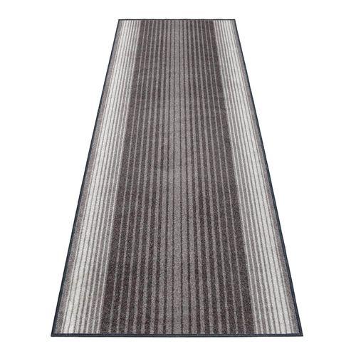 Runner Rug Carpet Capitol stripes grey 80cm Width online kaufen