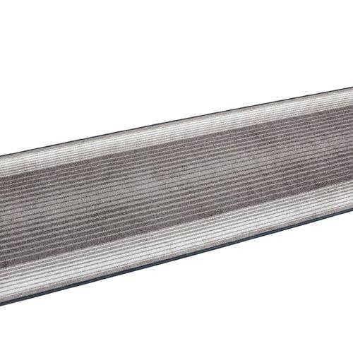 Runner Rug Carpet Capitol stripes grey 100cm Width online kaufen