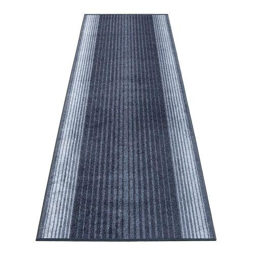 Runner carpet rug Läufer Capitol grey 100 cm / 39.37 '' width online kaufen