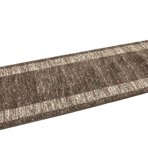 Runner bridge carpet runner Venus brown beige 80 cm / 31.5 '' width online kaufen