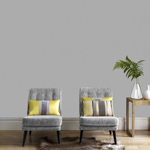 wallpaper Graham & Brown Fabric Collection 20-512 20512 plain grey online kaufen
