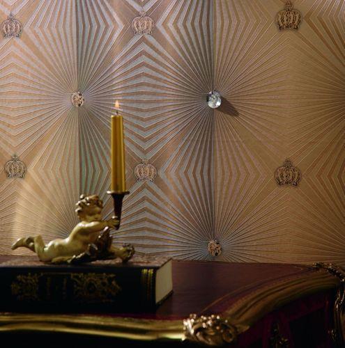 12 Wallpaper Decoration Crystals Harald Glööckler 224 online kaufen