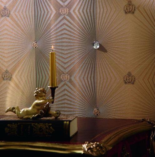 6 Wallpaper Decoration Crystals Harald Glööckler 225 online kaufen