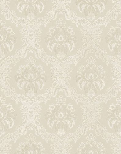Rasch Textil Golden Memories vinyl wallpaper 324470 baroque cream metallic online kaufen