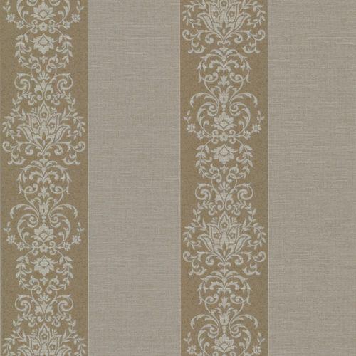 Tapate Rasch Textil Streifen beige gold 069007 online kaufen