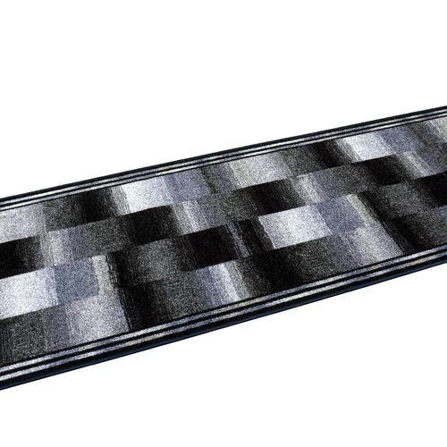 Runner Rug Carpet Ikat design grey 80cm Width online kaufen