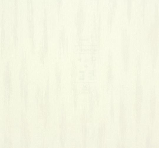 non-woven wallpaper OK 6 AS Creation 95186-1 951861 structure white grey online kaufen