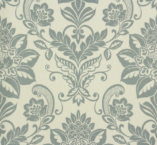 non-woven wallpaper OK 6 AS Creation 2934-59 293459 baroque floral cream grey