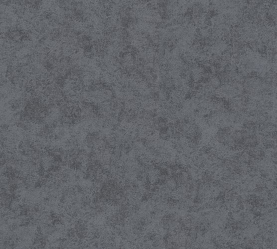 Non-woven wallpaper plain anthracite 1160-93 | 116093