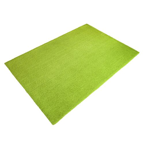 Carpet Lars Contzen Contzencolours Shaggy Design in 5 different shapes green online kaufen