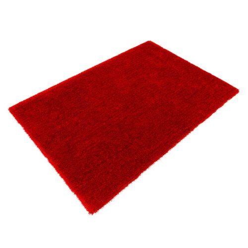 Carpet Lars Contzen Colourcourage Shaggy Design in 5 different shapes red online kaufen