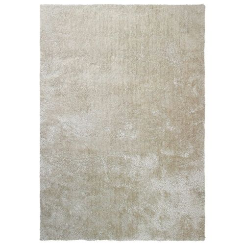 Carpet Lars Contzen Colourcourage Shaggy Design in 5 different shapes white online kaufen