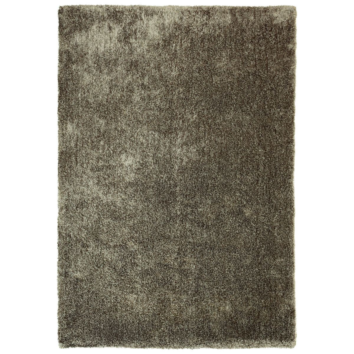 sch ner wohnen teppich emotion shaggy langflor grau. Black Bedroom Furniture Sets. Home Design Ideas