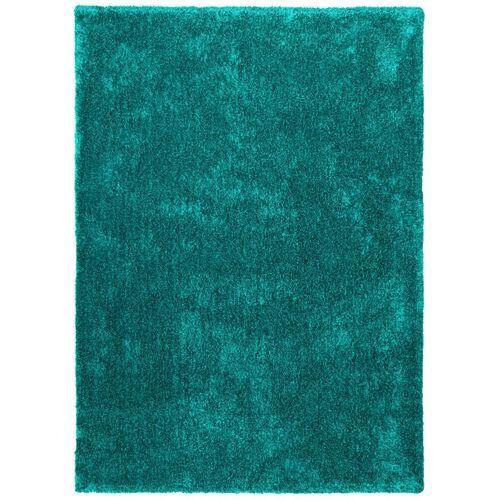 Schöner Wohnen carpet Emotion Shaggy design carpet in 5 diff. colours turquoise online kaufen
