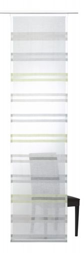 Panel curtain stripes semitransparent 60x245 195304