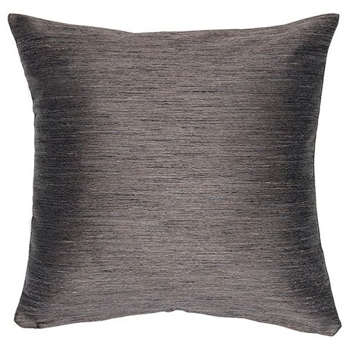 pillow with polyester filling ÖKO-Tex Elbersdrucke 45x45cm plain structure in 2 colours