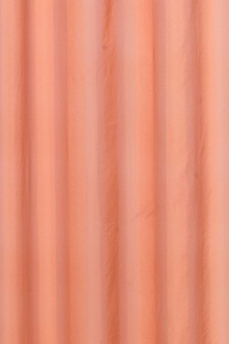 Loop curtain Elbersdrucke Streifenvoile Terracotta transparent curtain orange online kaufen